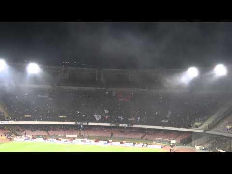 Napoli-Roma 1-0 09-03-2014 Gol Callejon Live in HD dalla Curva B
