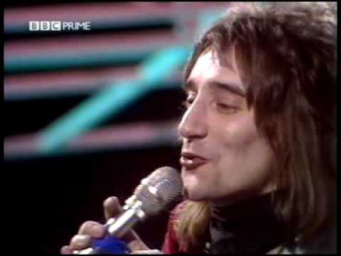 Rod Stewart   Maggie May Live @ Top Of The Pops 1971.