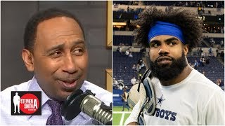 Stephen A. begging for Cowboys to choke in Week 16 | Stephen A. Smith Show