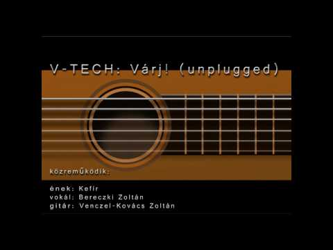 V-TECH - Várj! (unplugged Version)