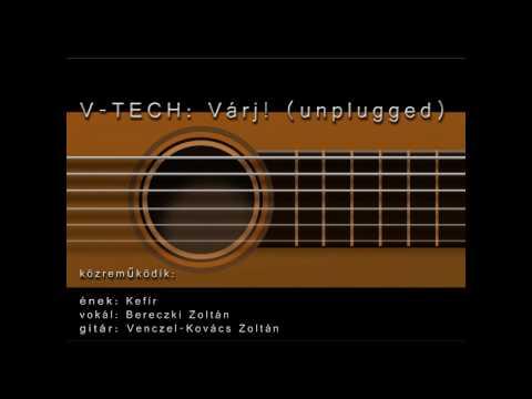V-TECH - Várj! (unplugged Version)