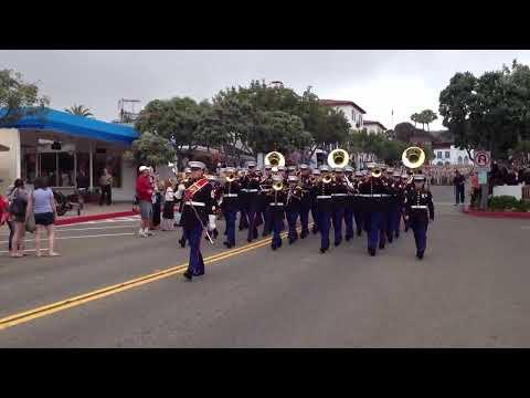 San Clemente Marine Parade