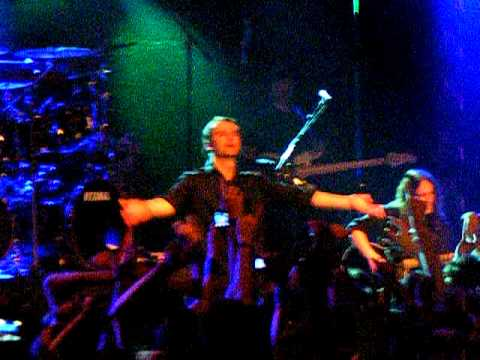 Blind Guardian - Bard's Song (In The Forest), 28.4.2011. live @ Boogaloo, Zagreb, Croatia