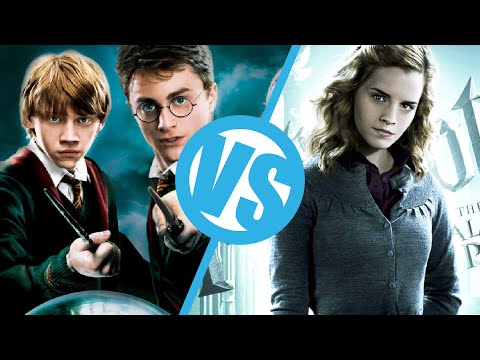 Harry Potter & The Order Of The Phoenix VS Harry Potter & The Half-Blood Prince : Movie Feuds Ep102