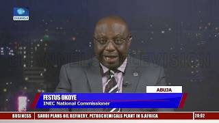 We Have Released The Final List For Presidential, NASS Elections - INEC Pt.2 |Sunday Politics|