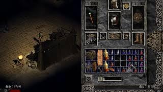 Sorceress 2018/06/14-----Diablo 2-The Horadric Staff