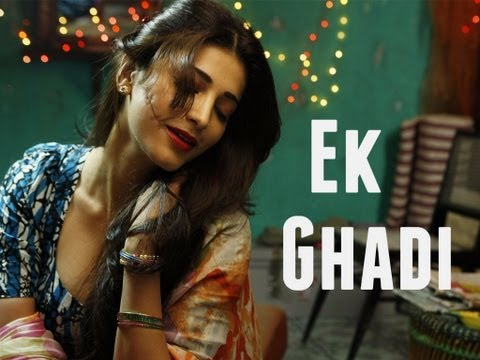 Ek Ghadi Full Video Song D Day |  Arjun Rampal Shruti Hassan