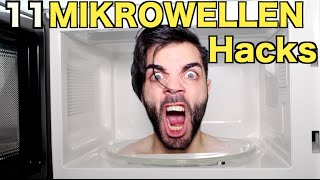 11 Coole MIKROWELLEN Lifehacks