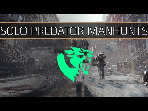 1.5 SOLO PREDATORS MANHUNTS! / RECKLESS STILL VIABLE! 17 KILLS! #1