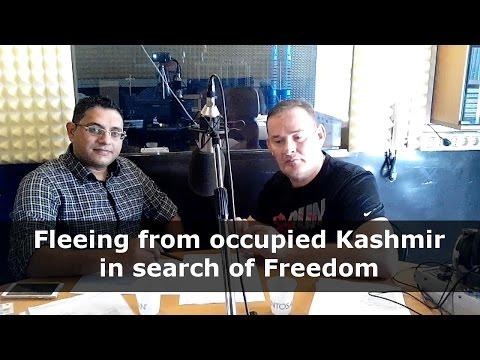 In fuga dal Kashmir occupato alla ricerca della libertà