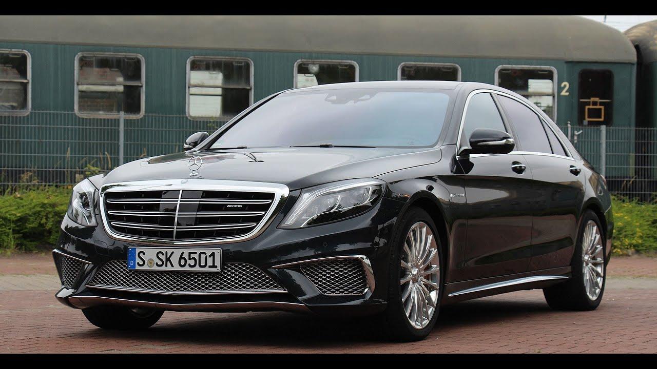 2014 Mercedes Benz S65 Amg V12 Biturbo Fahrbericht Der