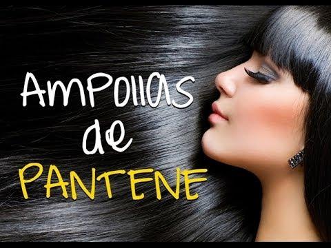 Review : AMPOLLAS PANTENE PRO-V
