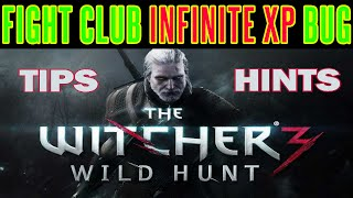 The Witcher 3 - Infinite XP Level Up Glitch Leveling Exploit #2 - Unlimited Experience Ability Point