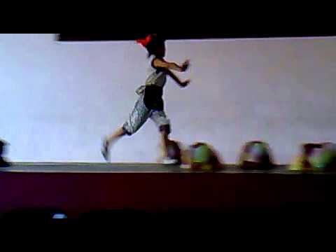 rebecca school dance
