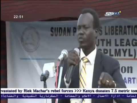 South Sudan - Riek Machar only loves white women, not South Sudan.