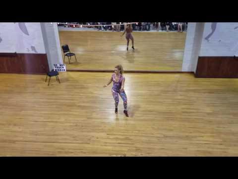 Jorjet Alcocer - Bachata Shine show