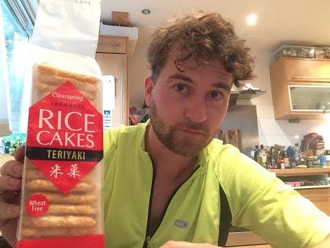 Clearspring Teriyaki Japanese Rice Crackers: Episode 7: Fuck Yeah It