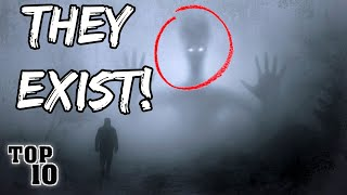 Top 10 Scary Alien Encounters Reported By The Military