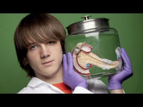 Jack Andraka's Pancreatic Cancer Breakthrough