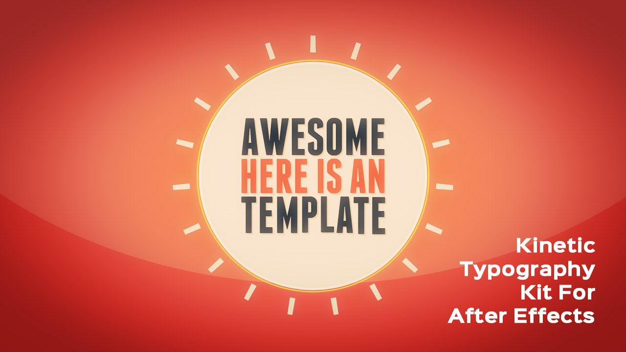 Kinetic Typography Examples amp Templates  Biteable
