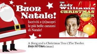 Watch Andy Williams The Twelve Days Of Christmas video