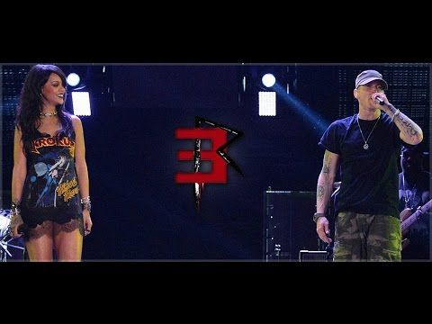 Eminem & Rihanna - The Monster Tour (full Show pasadena, Rose Bowl) 08 08 2014 video