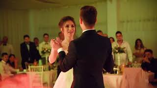 Livio & Carina Wedding Dance - Official 4K ( Ed Sheeran - Perfect )