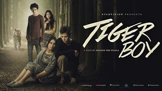 "TIGER BOY Official Trailer  ""di Bioskop 15 Oktober 2015"""
