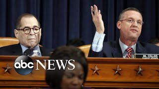 Judiciary debates impeachment charges against the president l ABC News