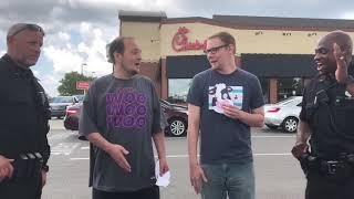 Backstreet Boys vs NKOTB What will The Evansville Police Dept Lip Sync Next?