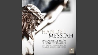 Messiah Hwv 56 Part 1 34 Then Shall The Eyes Of The Blind Be Open 39 D 34 Alto