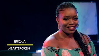 Bisola Aiyeola Performs 'Heartbroken' LIVE on NdaniSessions