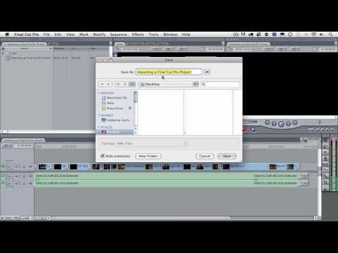 Importing into Adobe Premiere Pro