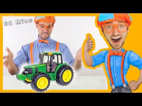Blippi Toys for Kids | Educational Videos for Toddlers