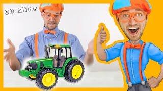 Blippi Toys for Kids   Educational Videos for Toddlers