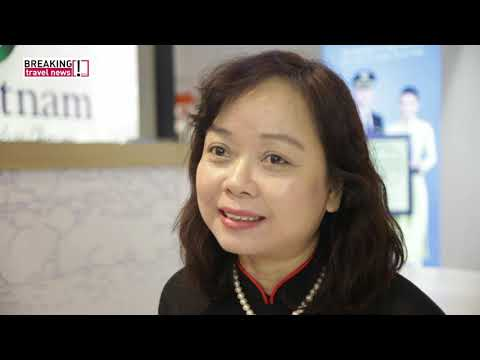Nguyen Thi Thanh Huong, vice chairman, Vietnam National Administration of Tourism