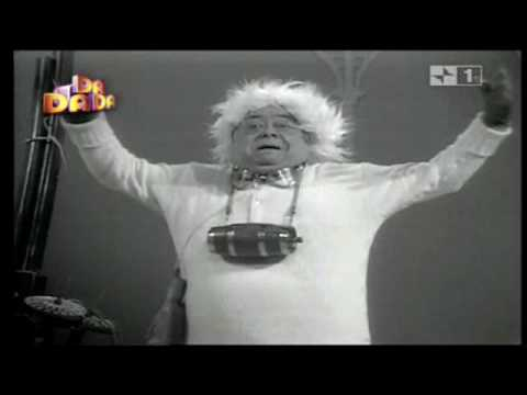 Aldo Fabrizi - La discesa obbligata (Speciale per noi - 1971)