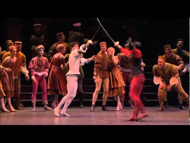 Royal Ballet: Romeo and Juliet- The Death of Tybalt