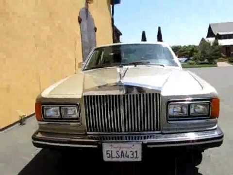 1981 Rolls Royce Silver Spirit for Sale Video