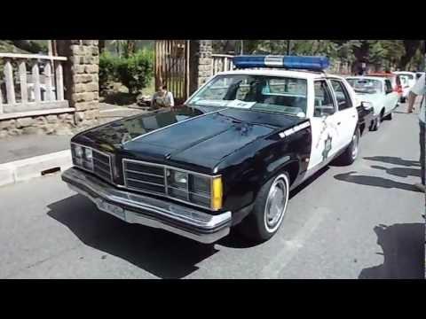 USA Patrol Police 911 – Auto della poliizia americana – Roma