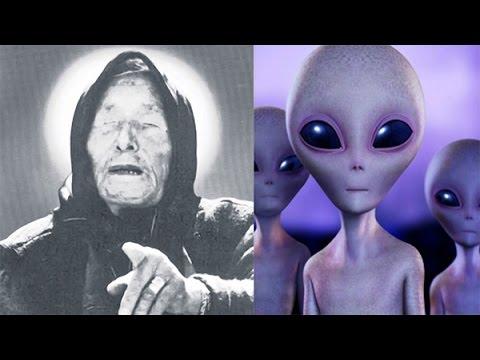 Lời tiên tri của Baba Vanga về người ngoài hành tinh - Alien & UFO
