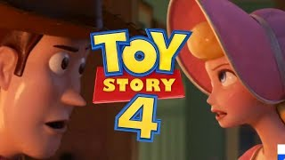 TOY STORY 4 BO PEEP FLASHBACK! THEORY & ANALYSIS!