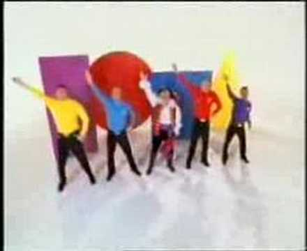 The Wiggles-Playhouse Disney.