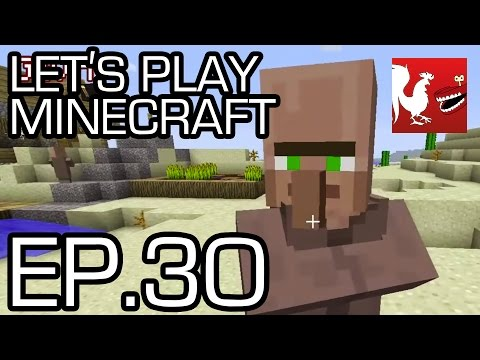 Let's Play Minecraft - Episode 30 - 1.9 Update