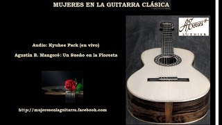 WOMEN IN THE CLASSICAL GUITAR - MUJERES EN LA GUITARRA CLÁSICA Video 2