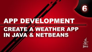 Create a Weather App in Java and Netbeans