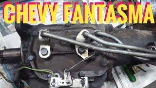 Desarmado de caja saginaw-FAE chevy serie dos - chevy nova