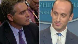 Stephen Miller DESTROYS CNN