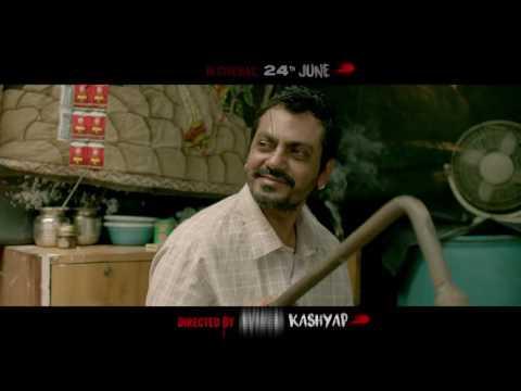 Dialogue Promo 1 | Raman Raghav 2.0 | In Cinemas 24th June | Nawazuddin Siddiqui