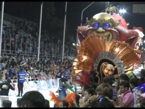 Carnavales 2012 en Gualeguaychú - Segundo Bloque del Programa.